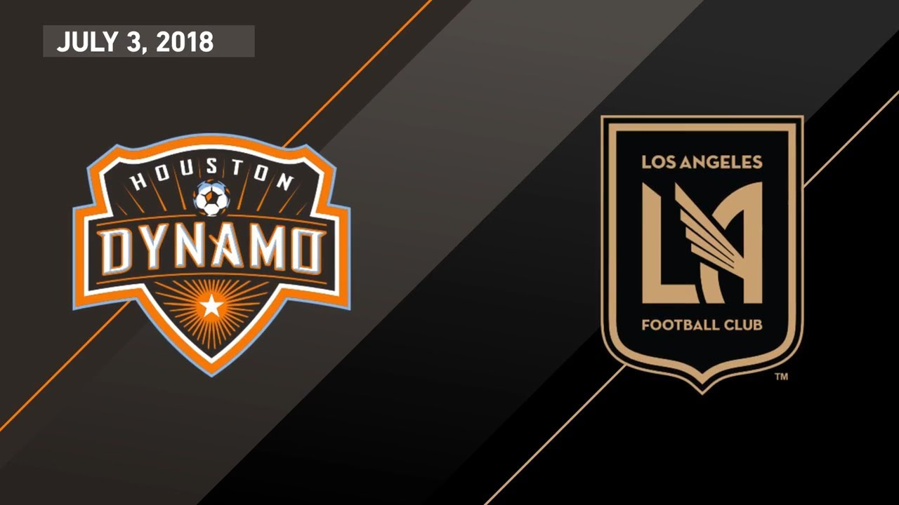 b544ccd09e7 HIGHLIGHTS  Houston Dynamo vs. Los Angeles FC