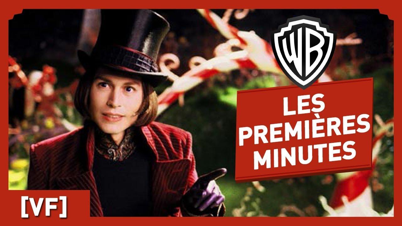 Charlie et la chocolaterie - Les premières minutes du film ! - YouTube