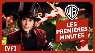 Charlie et la chocolaterie - Les premières minutes du film !