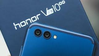 الهاتف Honor View 10 هو أفضل هاتف من شركة أونر!