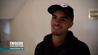 Inside GLORY 69 DUSSELDORF Fight Week: Part 1