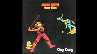 Babe Ruth - King Kong