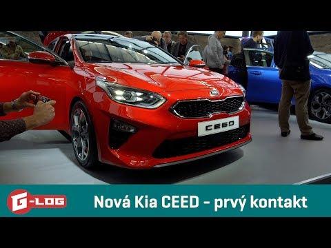 Kia Ceed 2018 - GLOG 09 - prvý kontakt - GARAZ.TV - Rasťo Chvála