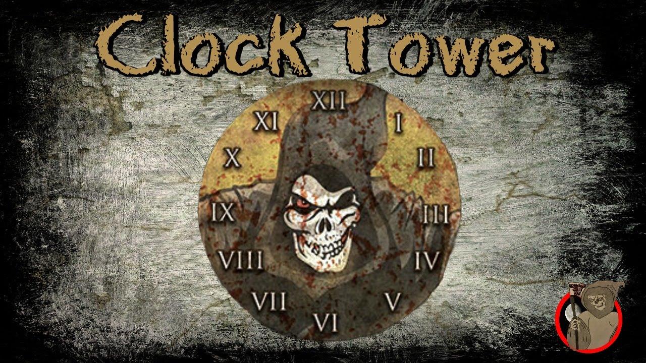spirit halloween 2016 clock tower youtube