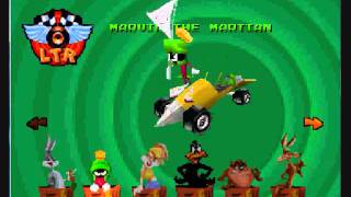 Let's Play Looney Tunes Racing Episode 1- Introduction