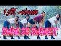 SWAG SE SWAGAT | Tiger zinda hai | Salman khan | Katrina Kaif | Cover Dance | NEPAL