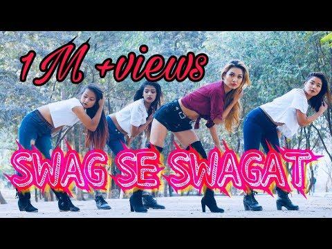 SWAG SE SWAGAT | Tiger zinda hai | Salman...