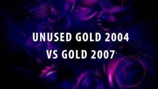 Doctor Who - Unused Gold 2004 Theme VS Gold 2007