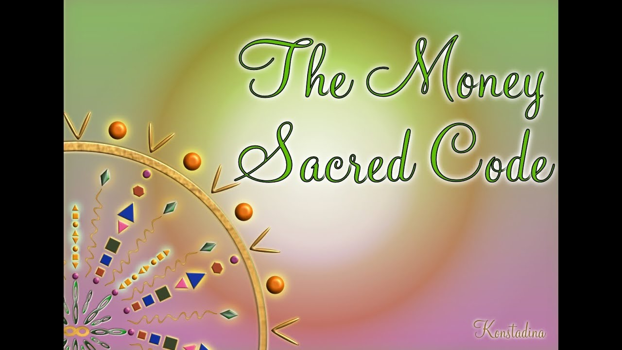The money code sacred symbol sacred geometry for meditation the money code sacred symbol sacred geometry for meditation transformation manifestation biocorpaavc