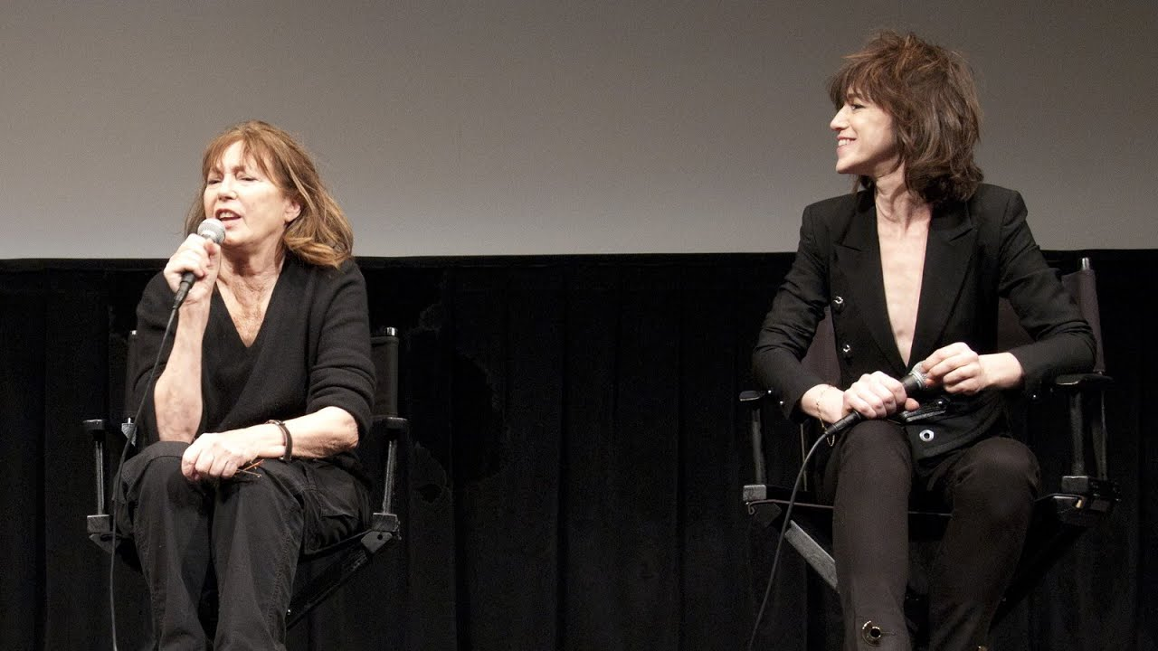 An Evening with Jane Birkin & Charlotte Gainsbourg