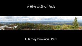 Hike to Silver Peak   Killarney Provincial Park