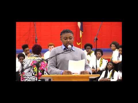 Warren Central Junior High School Black History Program