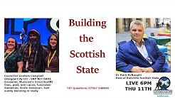 Building the Scottish State - Dr Mark McNaught, interviewing Councillor Gra