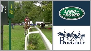 The Best of the Best at Land Rover Burghley 2015 - Cross Country Day