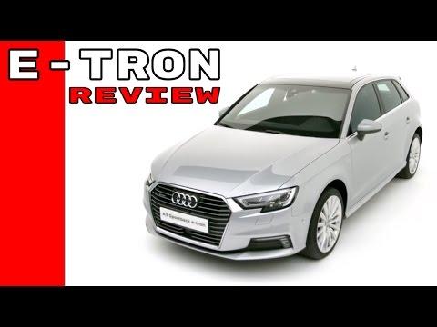 2016 Audi A3 Sportback e-tron - Plug in hybrid Review