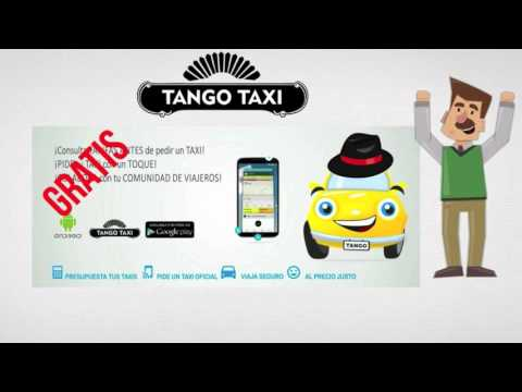 Tango Taxi, la aplicación que lanzaron los taxistas para competir con Uber