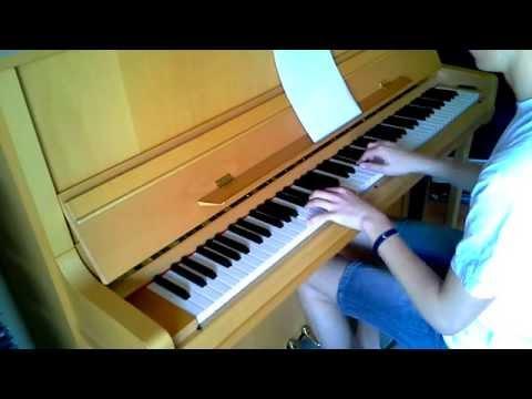 Udo Jürgens - Griechischer Wein Piano Cover