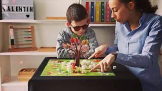 Jeu de société Montessori - Sentosphère