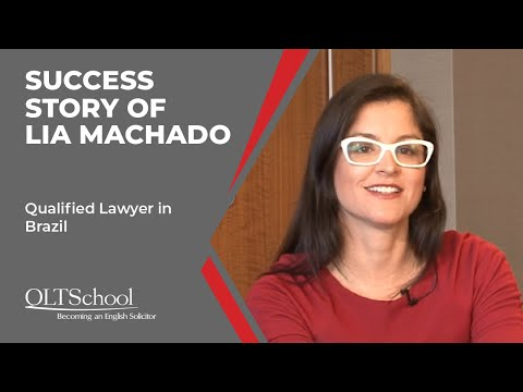 Success Story of Lia Machado - QLTS School's Former Candidate