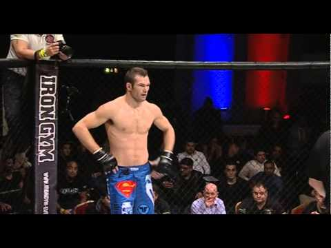 Jamaine Facey vs Bill Beaumont UCMMA 42