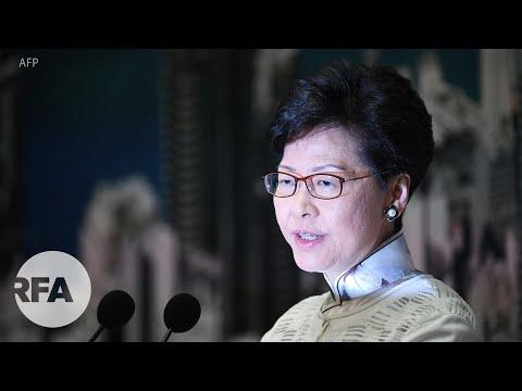 Chính phủ Hồng Kông đầu hàng người biểu tình, hoãn dự luật dẫn độ vô thời hạn