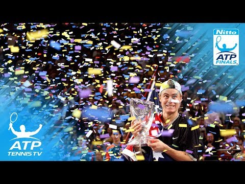 Hewitt vs Grosjean: ATP Finals 2001 Final Highlights