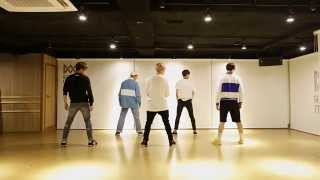 B1A4 - Sweet Girl Dance Practice Ver. (Mirrored)