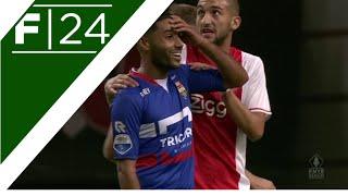 بالفيديو والصور- لاعب مغربي يدخل التاريخ من أوسع ابوابه ببطاقة حمراء