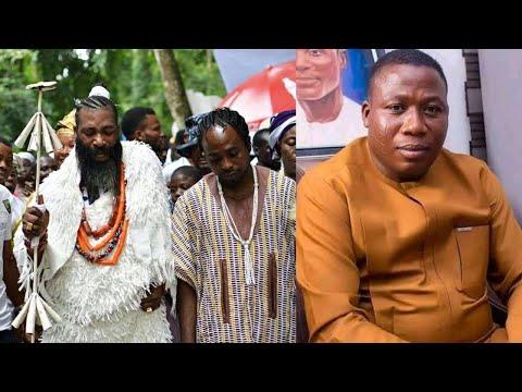 IFA PRIESTS SENDS IMPORTANT MESSAGE TO SUNDAY IGBOHO ON LAGOS YORUBA NATION MEGA RALLY