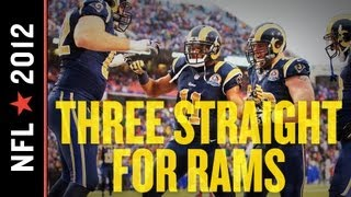 Rams vs Bills 2012: St. Louis Wins Third Straight, Bolsters Playoff Chances with 15-12 Win