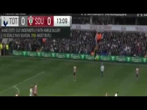 Tottenham 2:1 Southampton Highlight 19.3.2017