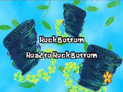 Rock Bottom Lyrics