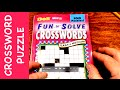 Crossword Puzzle 4 - Relaxing Sleep Aid