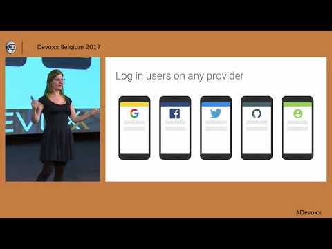 Zero to App   Live coding an Android app on Firebase in Kotlin by Jen Tong