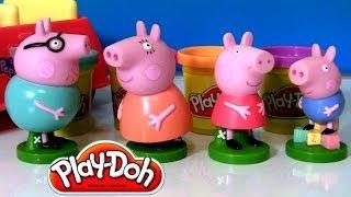 Pig George Play Doh Stampers da Porquinha Peppa Pig Stampers Desenho Animado da Nickelodeon