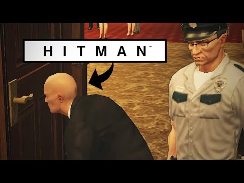 WORST HITMAN EVER - Hitman Blood Money Gameplay