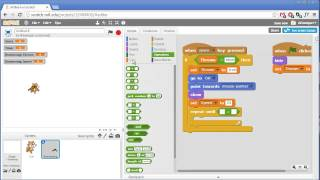 Boomerang Invent With Scratch Screencast