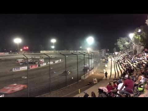 Bakersfield Speedway 08/20/16 Hobby Main
