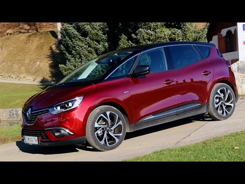 renault scenic dci 130 bose 2017 vi ja prestava youtube. Black Bedroom Furniture Sets. Home Design Ideas