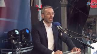 Rede Herbert Kickl beim EU-Wahlfinale 2019