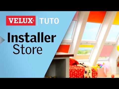 Tuto Comment Installer Un Store Occultant Velux Pas à
