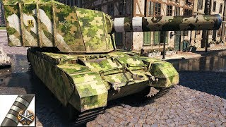 FV4005 Stage II - 13,5K Damage in Tier 10 Battle - World of Tanks Gameplay