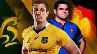 France V Australia   Full Match