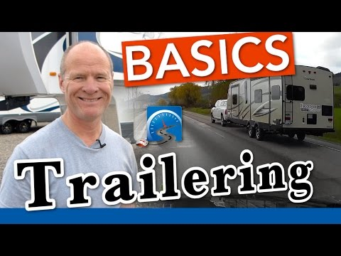 How to Tow a Trailer Correctly & Safely :: Towing Capacity•Vehicle & Axle Weights | Trailering SMART