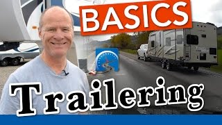 How to Tow a Traİler Correctly & Safely :: Towing Capacity•Vehicle & Axle Weights | Trailering SMART