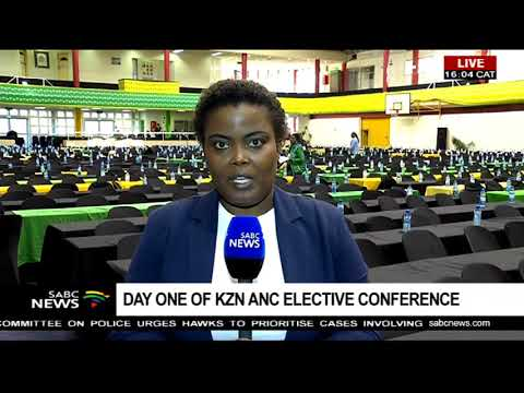ANC KwaZulu-Natal conference is expected to kick off in Durban