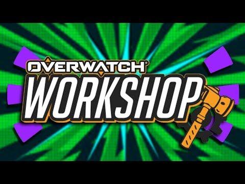 Overwatch - Top 17 Workshop Games