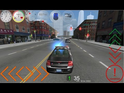 Duty Driver Police - Android Gameplay HD