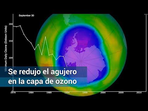Buenas noticias: científicos confirman reducción del agujero de la capa de ozono