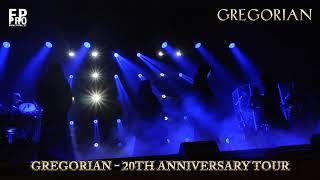 GREGORIAN 20 YEARS (LIVE CONCERT) - FULL SONG - WWW.GREGORIAN2020.CZ